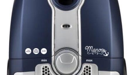 Vysavač podlahový ETA Manoa 1501 90000 modrý