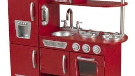 KidKraft Vintage kuchyňka Červená