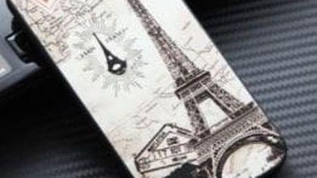 Celogumový obal s 3D obrázkem pro iPhone 5/5S/SE a 6/6S