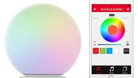 MiPow Playbulb Sphere Chytré LED osvětlení - MP-BTL301W
