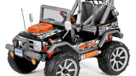 Elektrické autíčko Peg Pérego Gaucho Rockin