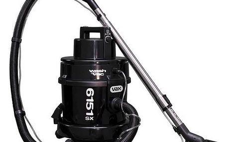 VAX Wet&Dry 6151SX Multifunction černý