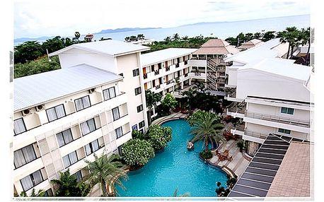 Thajsko, Pattaya, letecky na 9 dní snídaně