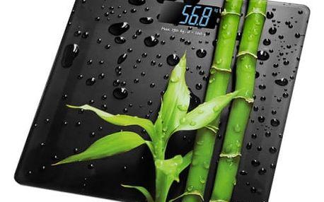 Osobní váha Gallet Bambou PEP 953 černá