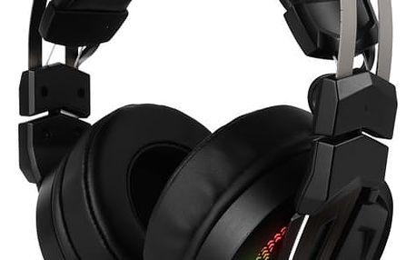 Sluchátka MSI Immerse GH70, černá - S37-2100970