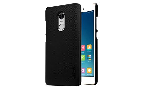 Nillkin Super Frosted Zadní Kryt pro Xiaomi Redmi Note 4 Global, Black - 6902048137370