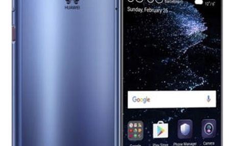 Mobilní telefon Huawei P10 Dual SIM (SP-P10DSLOM) modrý