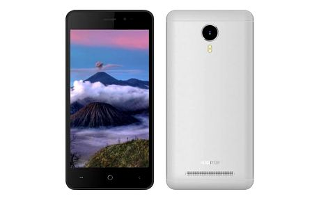 Mobilní telefon Aligator S5060 Dual SIM (AS5060SR) stříbrný Software F-Secure SAFE 6 měsíců pro 3 zařízení (zdarma)