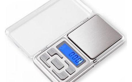 Digitální přenosná váha do 500 g