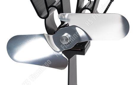 Ventilátor (vrtule) na krbová kamna 21003802