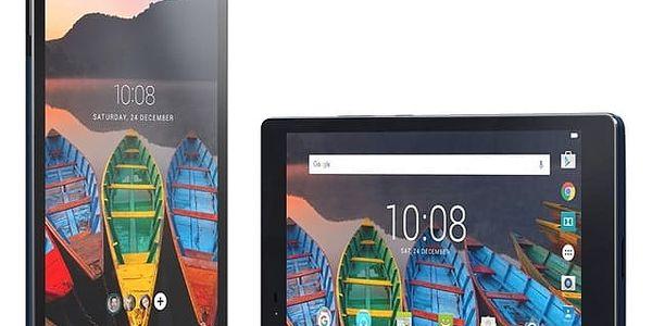 Dotykový tablet Lenovo TAB3 8 PLUS LTE (ZA230014CZ) modrý SIM karta T-Mobile 200Kč Twist Online Internet + Software F-Secure SAFE 6 měsíců pro 3 zařízení v hodnotě 1 199 Kč + DOPRAVA ZDARMA