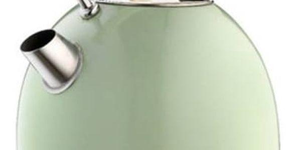 Rychlovarná konvice Ariete Vintage ART 2877/04 zelená + Doprava zdarma