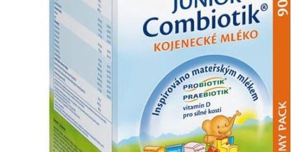 4x HIPP 4 JUNIOR Combiotik (900 g) – pokračovací mléčná kojenecká výživa