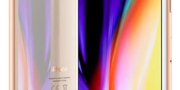 Mobilní telefon Apple iPhone 8 Plus 64 GB - Gold (MQ8N2CN/A) + DOPRAVA ZDARMA5