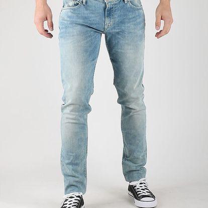 Džíny Pepe Jeans FINSBURY Modrá