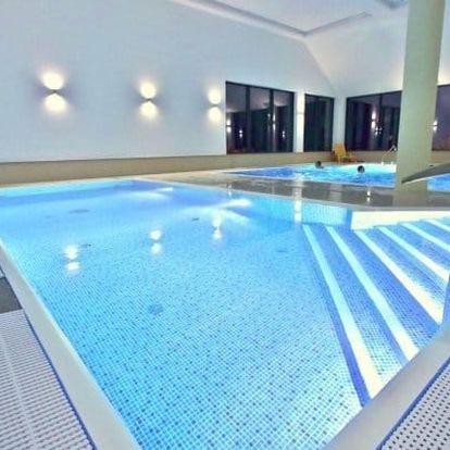Polsko luxus s bazénem a až 10 procedurami