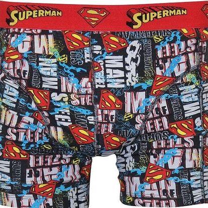 Pánské Boxerky Represent Superman M