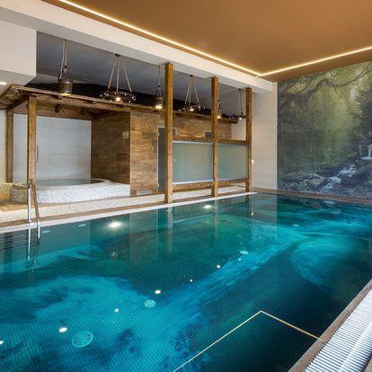 Relaxační pobyt pro DVA s wellness a polopenzí na hotelu Valaška v Beskydech