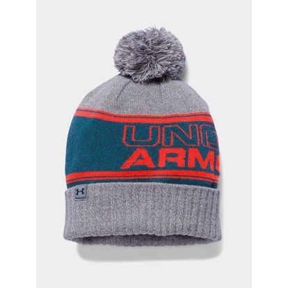 Čepice Under Armour Coldgear Men's Pom Beanie Barevná