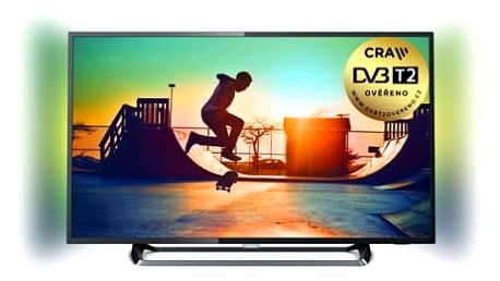Televize Philips 55PUS6262/12 stříbrná