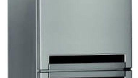 Kombinace chladničky s mrazničkou Whirlpool BLF 9121 OX nerez