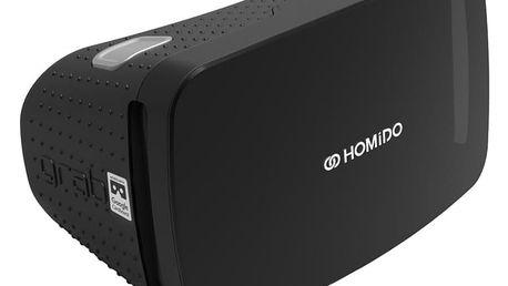 Homido Grab Virtual reality headset - Černá - HOMIDO GRAB-BK