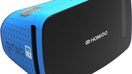 Homido Grab Virtual reality headset - Modrá - HOMIDO GRAB-BL