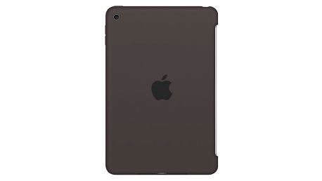 Apple iPad mini 4 pouzdro Silicone Case, Cocoa - MNNE2ZM/A