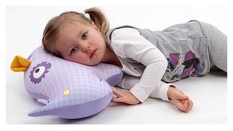 Relaxační polštářek pro děti 40x10x28 cm