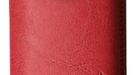 Redpoint Sarif pouzdro se zavíráním, PU kůže, velikost 5XL, červené - RPSFM-011-5XL