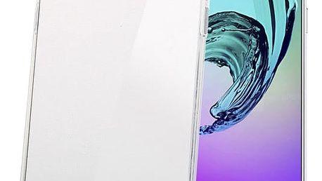 CELLY Gelskin pouzdro pro Samsung Galaxy A3 (2016), bezbarvá - GELSKIN534