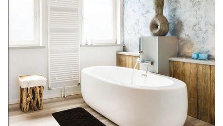 Protiskluzová koupelnová předložka 70x45 cm