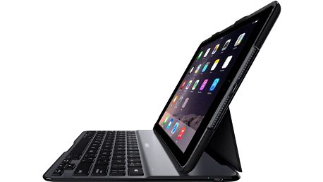 Belkin iPad Air 2 QODE™ Ultimate Lite klávesnice s pouzdrem, černá - F5L190eaBLK