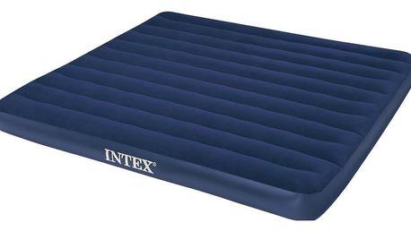 Intex nafukovací postel King 203x183cm