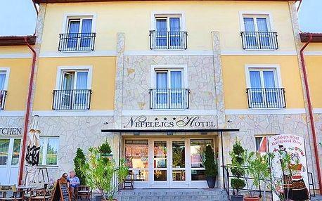 Nefelejcs Hotel*** Superior, Mezőkövesd-Zsóry, Maďarsko - save 25%, 3* hotel s neomezeným wellness a polopenzí u termálních lázní