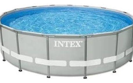 Bazén Intex Frame Pool Set Ultra Rondo průměr 488 x 122 cm, 28322NP + Doprava zdarma