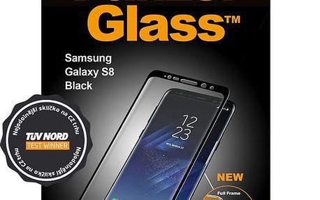 PanzerGlass PREMIUM ochranné sklo pro Samsung Galaxy S8 - Černá - 7114
