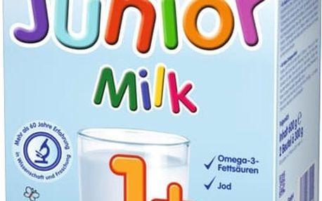 Expirace 14.10.2017: HUMANA Junior mléko 1m+ (600g)