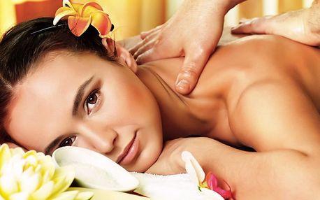 Mix thajských masáží v luxusním Salonu Elite
