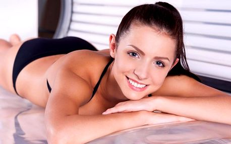 Permanentka pro zdravější a opálenější pokožku