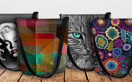 Funky ekologické kabelky vyrobené z PET lahví