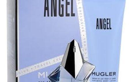 Thierry Mugler Angel parfémovaná voda dárková sada pro ženy - Edp 50ml + 100ml tělové mléko