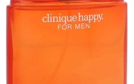 Clinique Happy For Men 100 ml kolínská voda tester pro muže