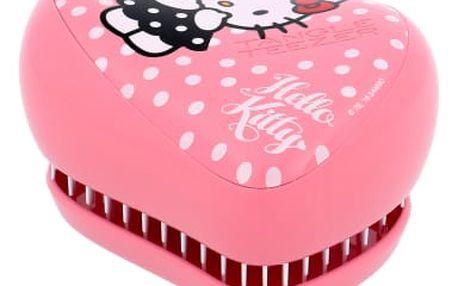 Tangle Teezer Compact Styler 1 ks kartáč na vlasy pro ženy Hello Kitty Pink