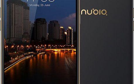 Nubia N2 - 64GB, zlato/černá - 6902176901072