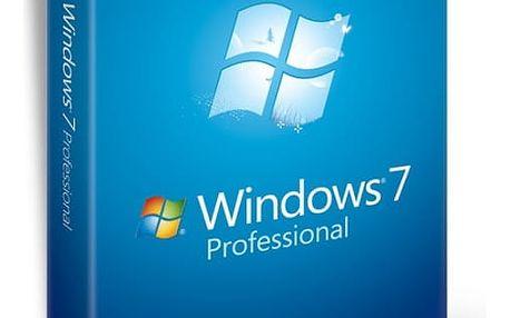 Windows 7 Professional s bezplatným upgradem na desítky