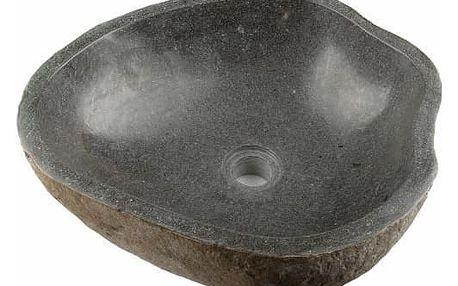 Divero 95 Umyvadlo z přírodního kamene andezit