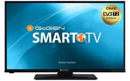 Televize GoGEN TVH 32N360 STWEB černá