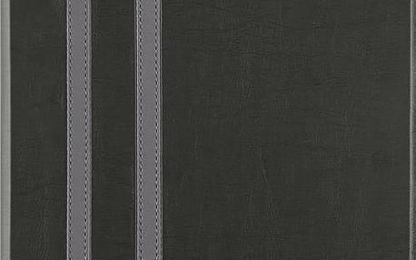 Belkin Twin Stripe Folio pouzdro pro iPad Air, iPad Air 2, černá - F7N320btC00