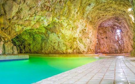 Miskolctapolca: 3* pobyt u jeskynních lázní
